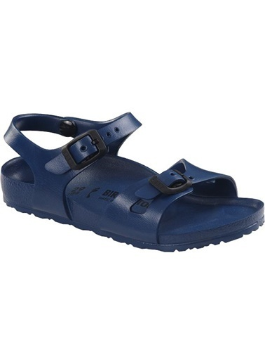 Birkenstock Çocuk Sandalet Rio Eva 126123 Lacivert